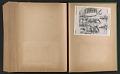 View Unidentified child's scrapbook digital asset: pages 20