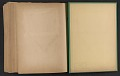 View Unidentified child's scrapbook digital asset: pages 21