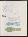 View Ray Yoshida sketchbook digital asset: page 9