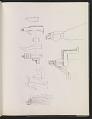 View Ray Yoshida sketchbook digital asset: page 10