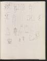 View Ray Yoshida sketchbook digital asset: page 22