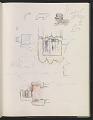 View Ray Yoshida sketchbook digital asset: page 26
