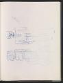 View Ray Yoshida sketchbook digital asset: page 27