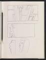 View Ray Yoshida sketchbook digital asset: page 33