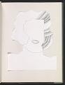 View Ray Yoshida sketchbook digital asset: page 34