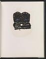 View Ray Yoshida sketchbook digital asset: page 37