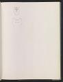 View Ray Yoshida sketchbook digital asset: page 38