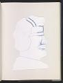 View Ray Yoshida sketchbook digital asset: page 42