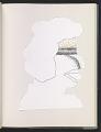 View Ray Yoshida sketchbook digital asset: page 43
