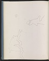 View Ray Yoshida sketchbook digital asset: page 45