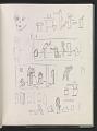 View Ray Yoshida sketchbook digital asset: page 46