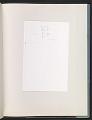 View Ray Yoshida sketchbook digital asset: page 50