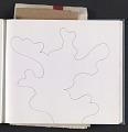 View Ray Yoshida sketchbook digital asset: page 5