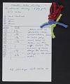 View Notes for sculpture <em>Multi-color slinky</em> digital asset number 0
