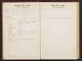 View Karl and Marion Zerbe diary digital asset: pages 11