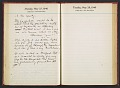 View Karl and Marion Zerbe diary digital asset: pages 26