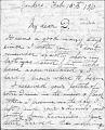View Correspondence with Grace Mott Johnson digital asset number 3
