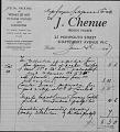 View Jacques Seligmann & Co. records, 1904-1978, bulk bulk 1913-1974 digital asset number 3