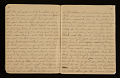 View Horace Pippin notebooks and letters, circa 1920-1943 digital asset number 2