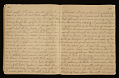 View Horace Pippin notebooks and letters, circa 1920-1943 digital asset number 1