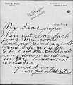 View Letters from John Storrs to his Parents digital asset: Letters from John Storrs to his Parents