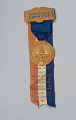 View Johnson-Humphrey Inaugural Committee Pin With Ribbon and Medal digital asset number 1