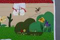 View Quilt Depicting a Farm Scene digital asset number 9