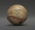 View Baseball Signed by the Ontario Lakers digital asset number 2