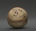 View Baseball Signed by the Ontario Lakers digital asset number 4