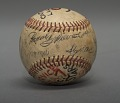 View Baseball Signed by the Ontario Lakers digital asset number 5