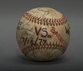 View Baseball Signed by the Ontario Lakers digital asset number 6