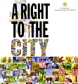View A Right to the City Exhibition Records digital asset: ARTTC Brouchure Cover