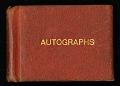 View Percival Bryan Autograph Albums digital asset: Percival Bryan Autograph Albums, 1941 - 1993