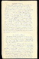 View Notebook, Freetown Creole, Sierra Leone, B. W. A. digital asset number 1