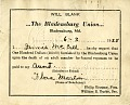 View The Bladensburg Union wills digital asset number 4