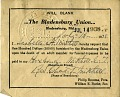 View The Bladensburg Union wills digital asset number 1