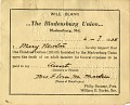 View The Bladensburg Union wills digital asset number 2