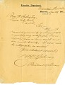 View Benjamin W. Austin Liberian Autograph Collection digital asset number 3