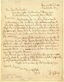 View Benjamin W. Austin Liberian Autograph Collection digital asset number 2