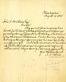 View Benjamin W. Austin Liberian Autograph Collection digital asset number 10
