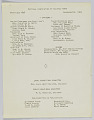 View The National Association of Colored  Women, Inc., bulletin #1 Golden Jubilee Celebration, July 27- August 2, 1946 digital asset number 1