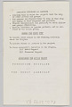 View National Association of Colored Women's Clubs, Inc., The Call to Action, Frederick Douglass Restoration Committee flyer digital asset number 2