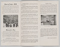 View A Decade of United Action, 1935-1945, National Council of Negro Women brochure digital asset number 1