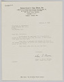 View Correspondence from National Council of Negro Women, Inc., to Mrs. Mabel H. Covington digital asset number 1