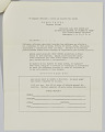 View Welcome letter in Spanish from the National Council of Negro Women, Inc. digital asset number 4