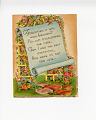 View Birthday card to Mr. Robert Fractious from Blanche digital asset number 3