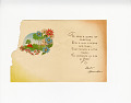 View Birthday card to Mr. Robert Fractious from Blanche digital asset number 1