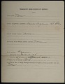 View Discharge Certificate for James William Lucus, World War I digital asset: Discharge Certificate for James William Lucus, World War I