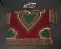 View Dashiki with heart shaped patterns digital asset number 2