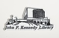 View [John F. Kennedy Library magnet] digital asset number 0